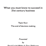 Flow webinar Decision Making COVER